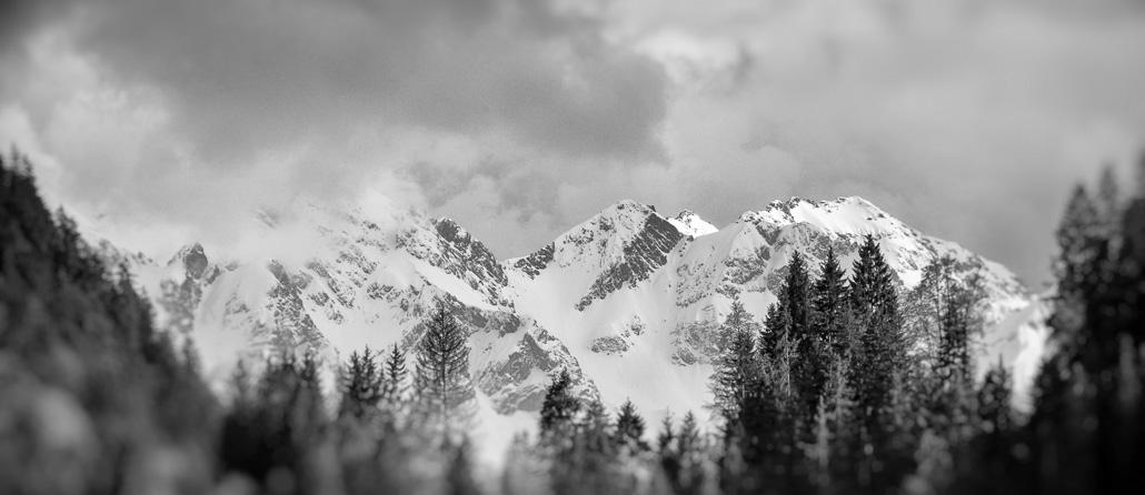 Gratofafie, Allgäu und Alpen